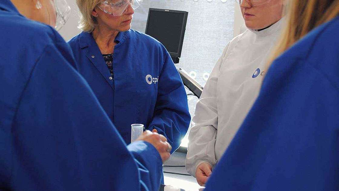 CPI invites science teachers and careers advisors to expereince Biomanufacturing