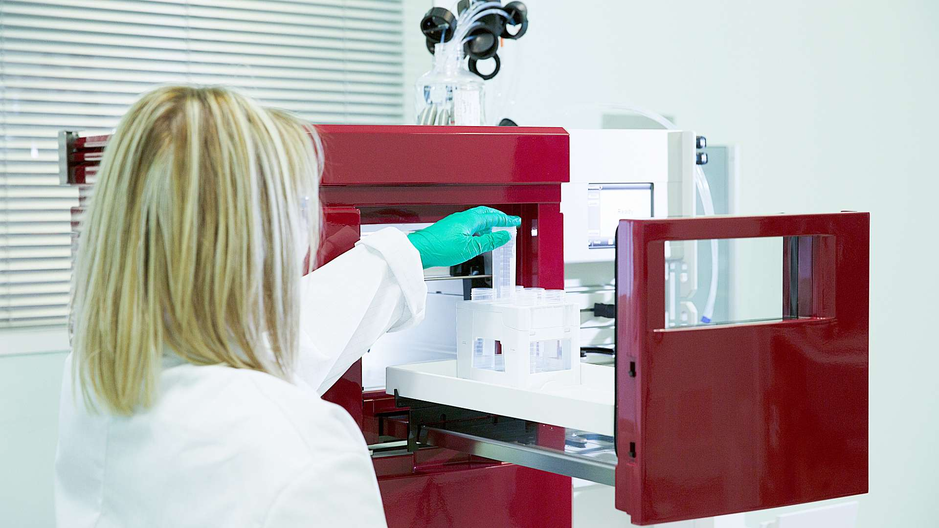 GE Healthcare Life Sciences' ÄKTA Avant Chromatography System is being used in the collaboration