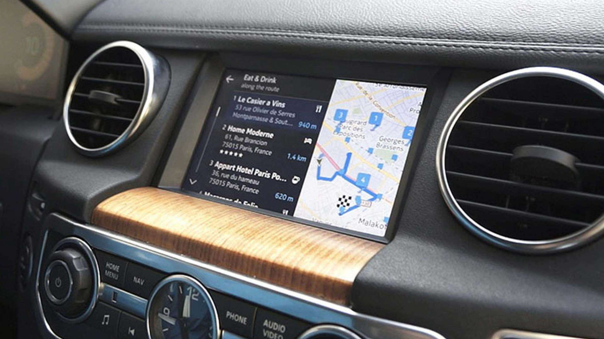 """Audi, BMW Group and Daimler bought Nokia's """"Here"""""""