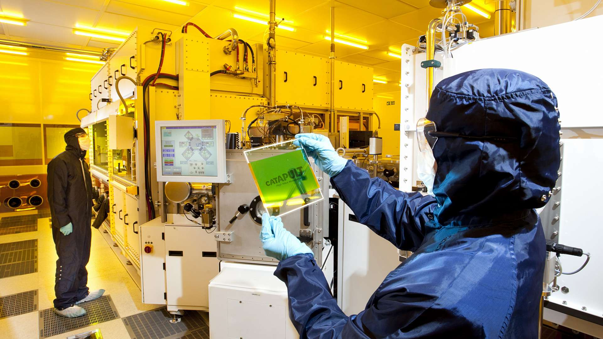 The £107m funding will be delivered as part of the High Value Manufacturing Catapult programme
