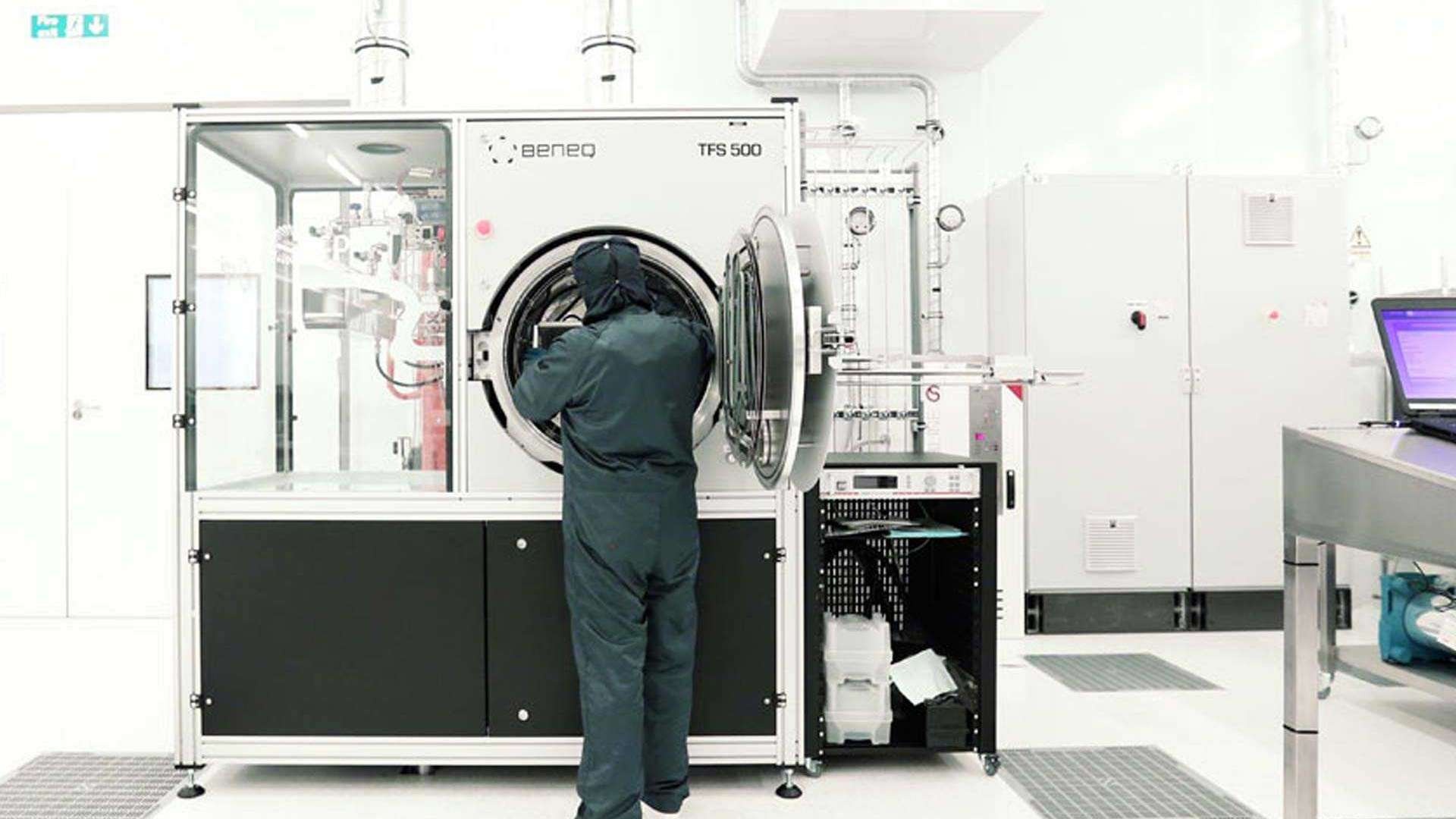 Atomic Layer Deposition (ALD) Equipment at CPI