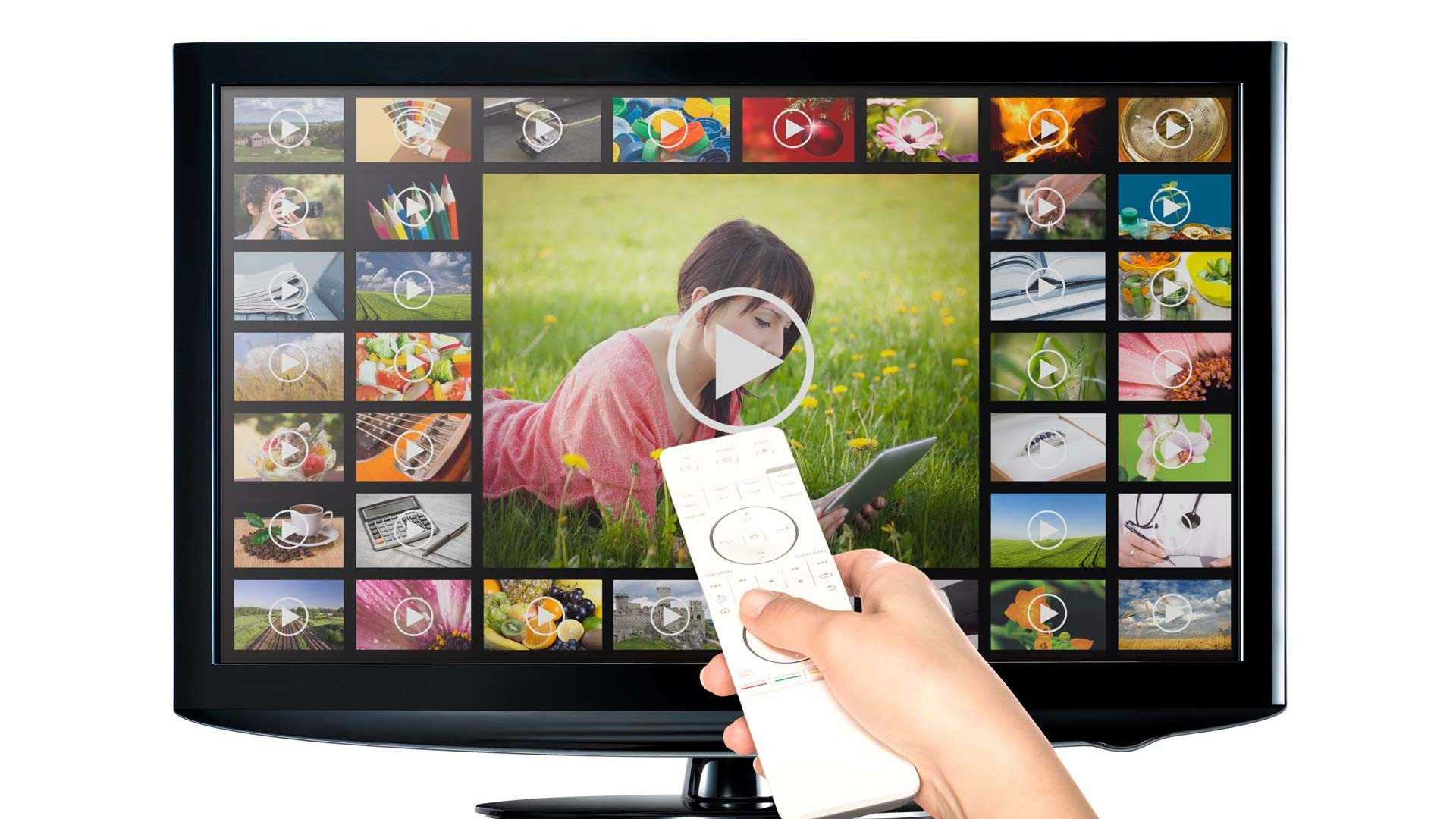 Internet use over TV will change the way we consume entertainment